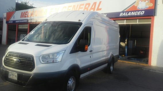 Ford Transit 2.2 Van Larga Aa Custom Mt 2014
