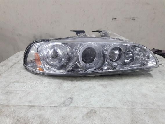Kit. Faróis E Lanternas Honda Civic Hatch