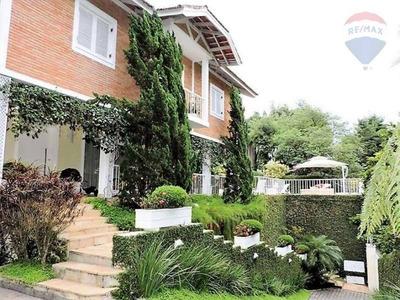 Casa Com 4 Dormitórios À Venda, 392 M² Por R$ 2.400.000 - Recanto Inpla - Carapicuíba/sp - Ca0159