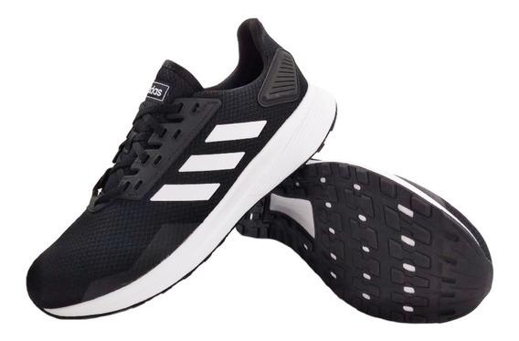 Zapatillas adidas Hombre Duramo 9 Negra Bb7066 Full Eezap