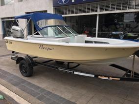 Regnicoli Fishing Con Motor Honda 50 Hp