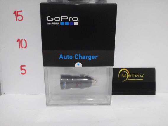 Carregador Veicular Para Câmeras Gopro Hero Acarc-001 Carro