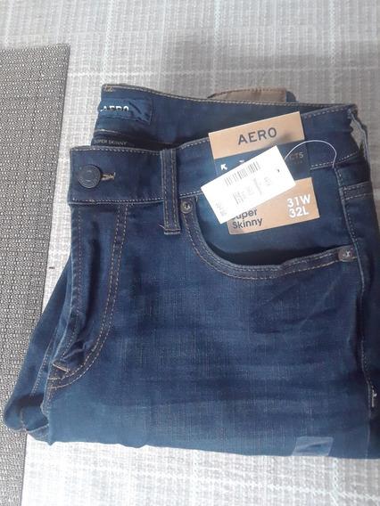 Pantalon Aeropostale Super Skinny Original Mercado Libre
