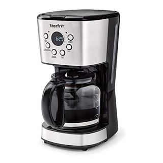 Starfrit Cafetera Electrica Programable 12 Tazas