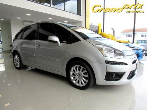 C4 Picasso 2012 2.0 16v Gasolina 4p Automático Prata Compl