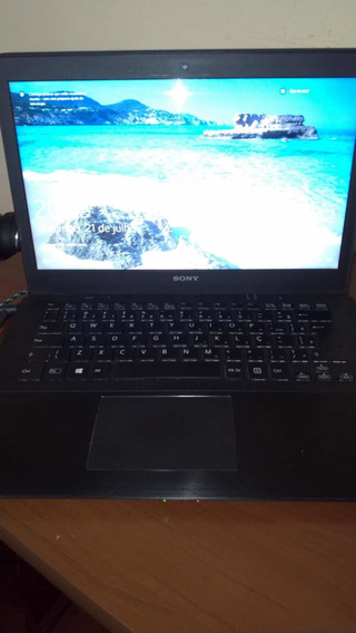 Sony Vaio Intel Core I5 2.7ghz 3rd G Ssd 240gb 10gb Ram