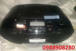 Radio Grabadora Sony Zs-rs70bt