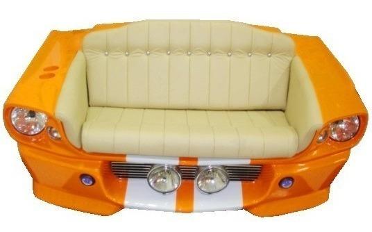 Sofá Mustang Móveis De Carro Sofá De Carro