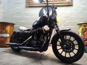 Harley Davidson Xl883 Iron