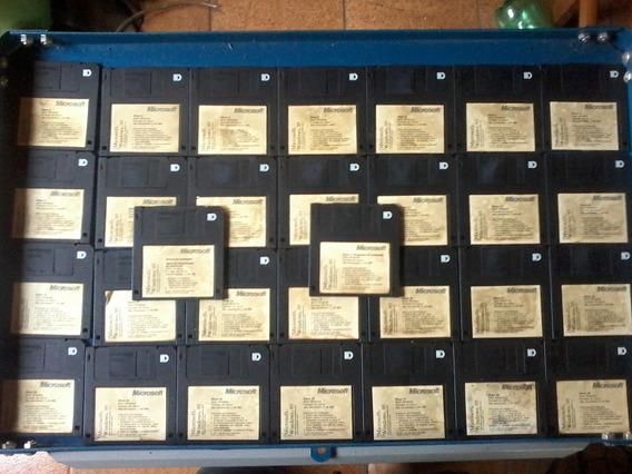 30 Disquetes Instalação Windows 95