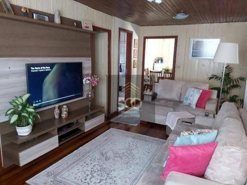 Casa Com 3 Dormitórios À Venda, 300 M² De Área Útil  Por R$ 479.000 - Jardim Atlântico - Florianópolis/sc - Ca0457