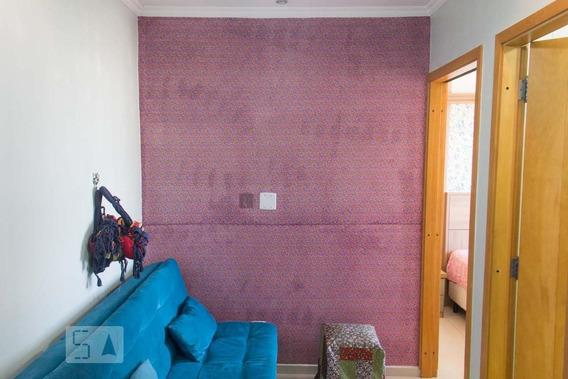 Apartamento No 12º Andar Mobiliado Com 1 Dormitório E 1 Garagem - Id: 892972885 - 272885