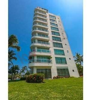 Condominio Ubicado En Desarrollo Vidanta En Torre Seibal Con Vista Panoramica Al Campo De Golf.