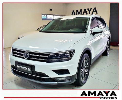 Amaya Volkswagen Tiguan Tsi 1.4 At 7 Pas. Higline Año 2018