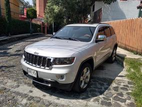 Jeep Grand Cherokee Overland 2012 4x4 Blindada Nivel Ll Lujo