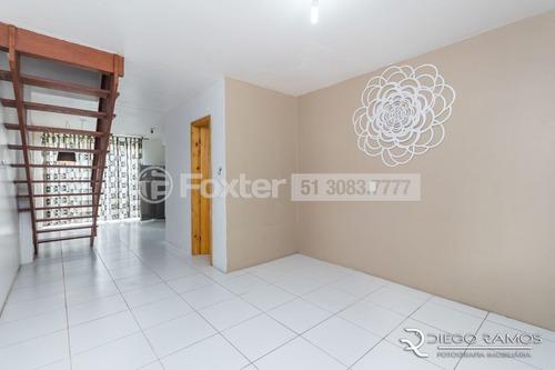 Casa Em Condomínio, 2 Dormitórios, 85.2 M², Hípica - 195552
