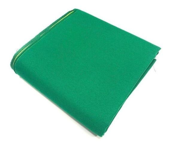 Pano Verde P/ Mesa De Bilhar / Snooker / Carteado 4 Metros