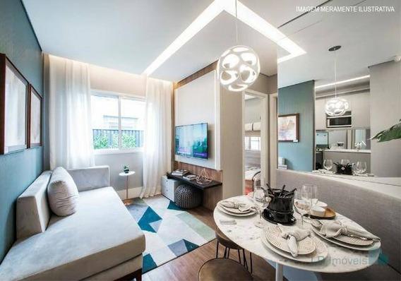 Studio Com 1 Dormitório À Venda, 26 M² Por R$ 185.500,00 - Mooca - São Paulo/sp - St0781