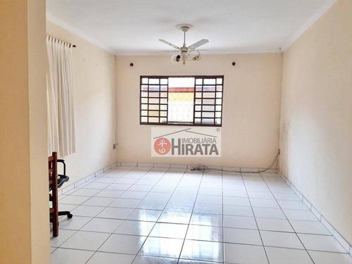 Casa Com 3 Dormitórios À Venda, 107 M² Por R$ 600.000,00 - Parque Residencial Versailles - Sumaré/sp - Ca1414