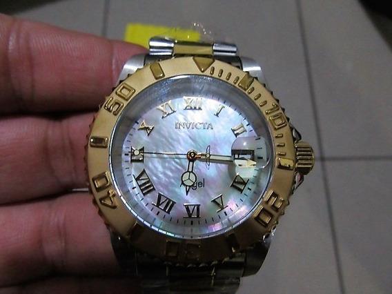 Relógio Invicta 14364 Feminino Madreperola 38mm Original