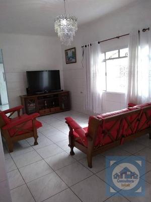 Casa Com 2 Dormitórios À Venda, 297 M² Por R$ 400.000 - Cidade Naútica - São Vicente/sp - Ca0777