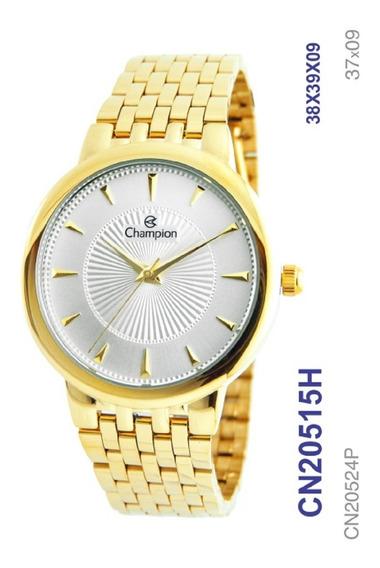 Relógio Analógico Unisex Social Champion Cn20515h