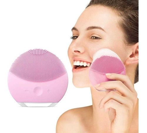 Limpiador Facial Eléctrico Forever / Masajeador Con Usb