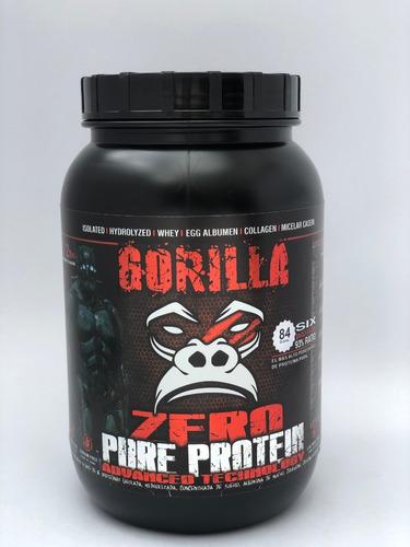 Imagen 1 de 1 de Gorilla Zero Proteina. La Mas Pura. Bi - L a $48780