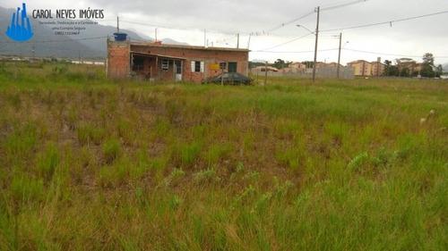 Imagem 1 de 2 de 3616-terreno 295,12m² Em Peruíbe 74 Mil