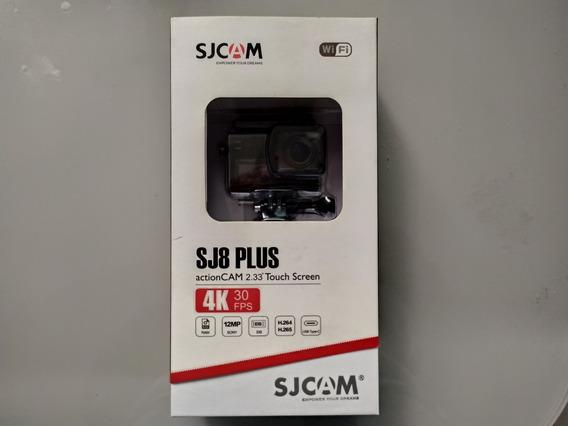 Sjcam Sj8 Plus 4k 30fps Estabilização De Imagem