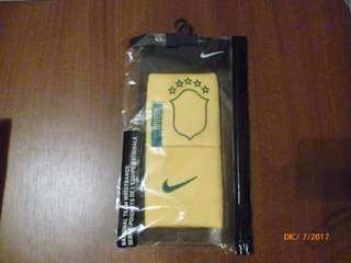 Nike Muñequeras Orig.talla Unica . Unisex Brasil Equip.