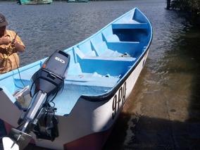 Se Vende Lancha De 16 Pies, Ideal Para Pesca Y Turismo.