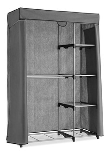 Armario Closet Recamara Cuarto Ropa Cubierta Tela Whitmor 67