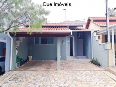 Casa No Portal Das Acácias, Condomínio Fechado, Terreno De 130m² E 78m² De Construção: 3 Dorms. (1 Suite)- Móveis Planej.), Cozinha C/móveis Planej... - Ca01456 - 33779278