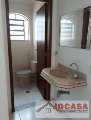 Casa Para Locação Em São Paulo, Jardim Textil, 4 Dormitórios, 3 Suítes, 4 Banheiros, 4 Vagas - 909