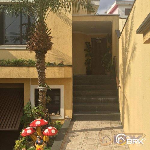 Imagem 1 de 30 de Sobrado Com 3 Dormitórios À Venda Por R$ 870.000,00 - Vila Formosa - São Paulo/sp - So0389