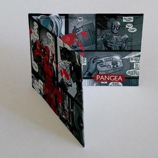 Pangea Billetera De Tyvek Deadpool