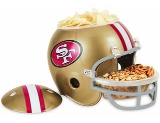 Nfl - Casco Botanero San Francisco 49ers