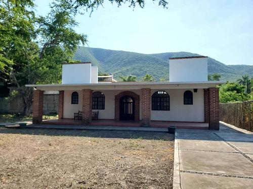Imagen 1 de 9 de Casa En Fraccionamiento Ticuman