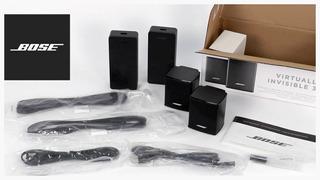 Parlantes Bose Virtually Invisible 300 Wireless Stock