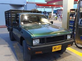 Chevrolet Luv Kb 21 Estacas Mod 1986 2000cc