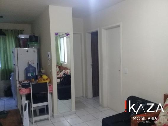 Lindo Apartamento 02 Dorm. - 01 Vg - Biguaçu - 3380