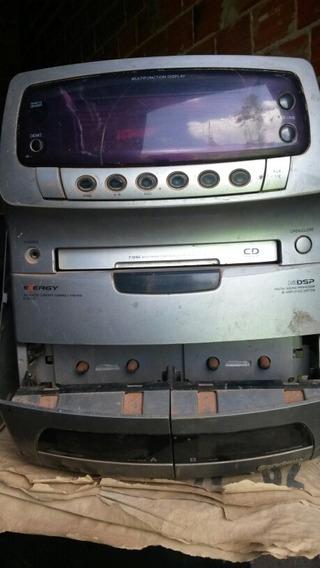 Micro System Gradiente E-1000 (com Defeito Tirar Peças)