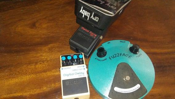 Pedales Para Guitarra Electrica