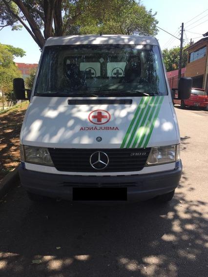 Sprinter 310 Furgao Ambulancia Em Raro Estado Conservaçao