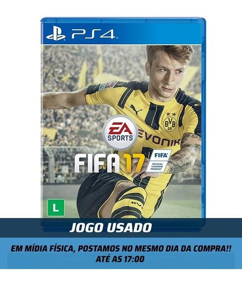 Jogo - Fifa17 - Usado