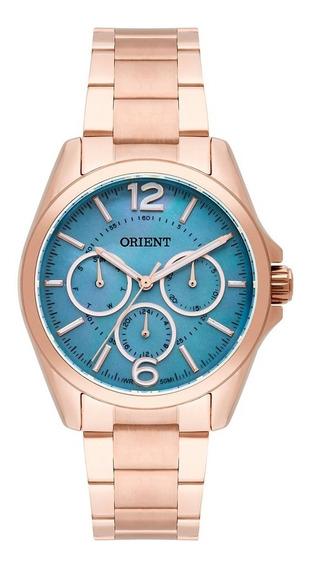 Relógio Feminino Orient Frssm022 Rose