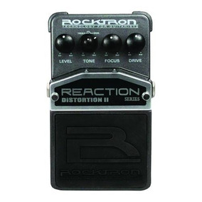 Rocktron Reaction Distortion 2 Pedal Para Guita