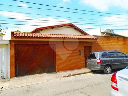 Casa Térrea Em Rua Tranquila - 375-im63341