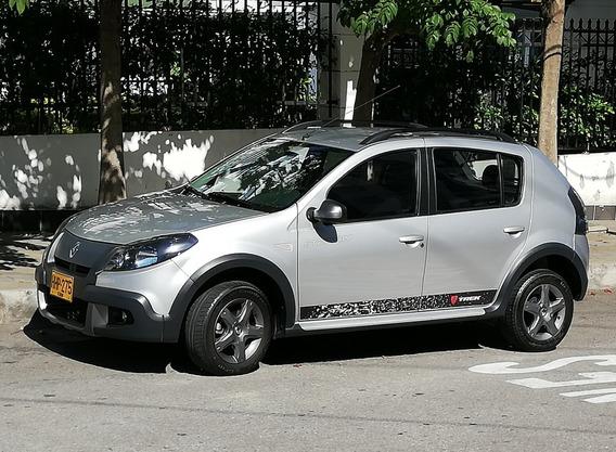 Renault Sandero Stepway Dynamique Full Equipo, Único Dueño.
